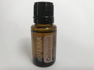 doTERRA Cedarwood Essential Oil – Naturally Repels Insects, Promotes Relaxation, Helps to Keep Skin Looking Healthy; for Diffusion, Internal, or Topical Use – 15 ml