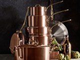 Copper Cookware Set from Mauviel